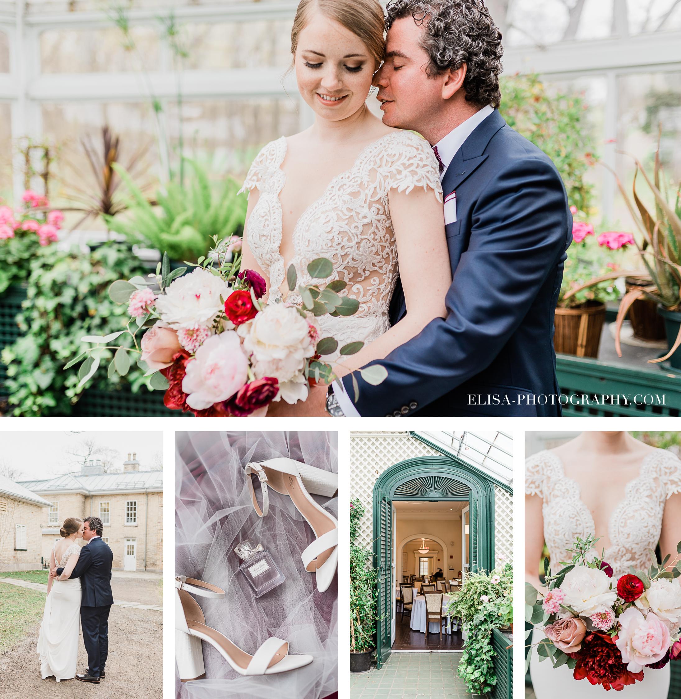 photo-mariage-blush-bourgogne-vert-bleu-couleurs-quebec-domaine-cataraqui-auberge-saint-antoine-elisa-photographe